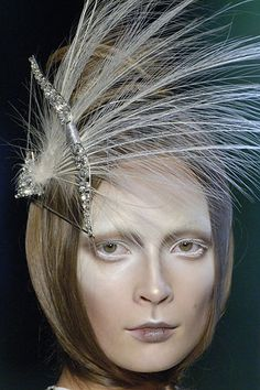 Fall 2006 Couture Details #faerie