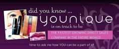Fastest Growing Direct Sales Company!! Come Play with US!  https://www.youniqueproducts.com/SusanHamilton/business/presenterinfo