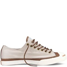 Jack Purcell Leather and Textile