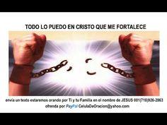 Oraciones de liberación espiritual - YouTube