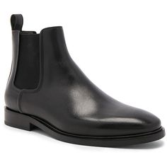 Lanvin Leather Chelsea Boots (1,000 CAD) ❤ liked on Polyvore featuring men's fashion, men's shoes, men's boots, boots, mens leather shoes, lanvin mens boots, lanvin men's shoes, mens leather boots and mens leather chelsea boots