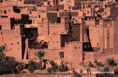 Ait Ben Haddou in Marokko  www.reisedoktor.com
