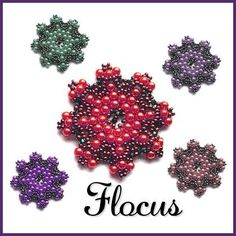 This site has masses of bead weaving patterns