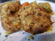 Ψαρονέφρι με πατάτες στη γάστρα!!!Ένα φαγητό λουκούμι σκέτο!! Pork, Cooking Recipes, Chicken, Drink, Projects, Meat, Recipes, Kale Stir Fry