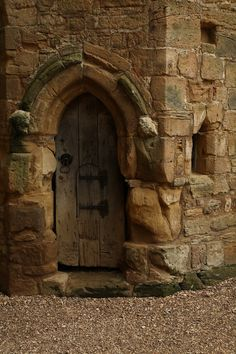 Castle Door by ~NickiStock   ..rh