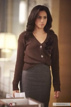 My fave TV lawyer looking cute as a button!