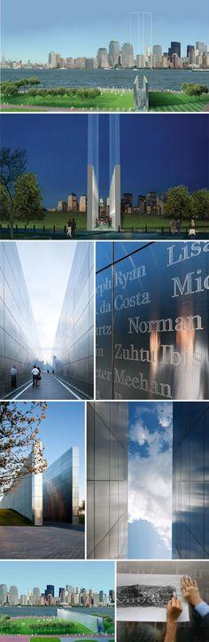 9/11 Memorial, Jersey City, New Jersey