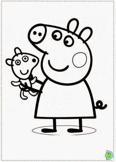 Peppa Pig 1ª Temporada Ep. 18 Se Vestindo de Mamãe e