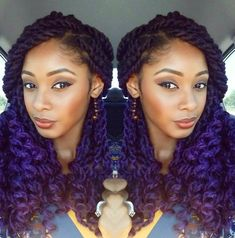 Havana twist hair styles are hip, cool, and ultra-chic. If you're looking for new Havana styles, Check out these 40 most beautiful Havana twist hair styles. Havana Twist Hairstyles, Braided Hairstyles, Wedding Hairstyles, Cool Hairstyles, Braided Updo, Protective Hairstyles, Protective Styles, Braids With Curls, Braids For Black Hair