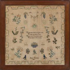 Antique Dealers Association of America - Ann Cosson, Philadlephia, Pennsylvania, 1821
