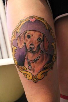 doxie tattoo