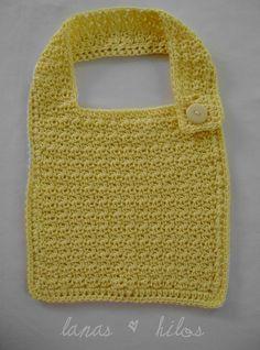 Baby Bibs in Crochet
