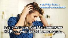 Les 3 astuces qui ne marchent plus - Hair Dandruff Hair Dandruff, Dandruff Remedy, Diy Beauty, Beauty Hacks, Dry Scalp, About Hair, Health And Beauty, Serum, Crystals