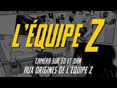 "Manga Foot L'Équipe Z : interview ""origines"" Tourriol & Fernandes - YouTube"