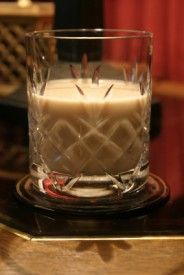 """Christmas Cookie"": 1 ounce peppermint schnapps, 1 ounce Kahlua, 1 ounce Bailey's"