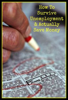 How To Survive Unemployment & Actually Save Money High School Degree, High School Diploma, Diploma Online, Online High School, Wanted Ads, Post Secret, Household Chores, Job Posting, Find A Job