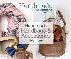 Shop Amazon – Handmade Handbags & Accessories…