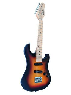 Schoenhut Classic Electric Guitar: Little rockers can jam out with great sound and style with this guitar. With no assembly required, this is a truly plug and play musical instrument. Happy 11th Birthday, Science Toys, Educational Toys, Kids Toys, Kids Fashion, Guitar, Electric, Classic, Rockers