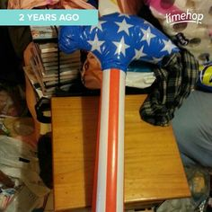 #inflatables #hammer #USA #America