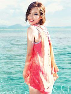 Brown Eyed Girls's GaIn CéCi Korea Magazine June Issue '13
