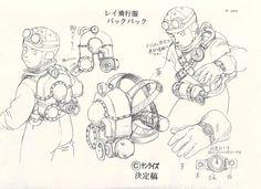 Steamboy anime