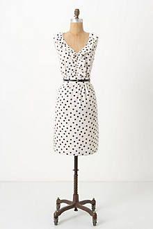 Polka-Dotted Dress