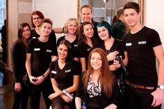 Auch 2014 gibt es 45 Lehrlingschancen. Dass man es bei BUNDY weit bringen kann, das beweisen Ex-Lehrlinge ... Salons, Career, Beauty, News, Pictures, Hairdressers, Role Models, Lounges, Carrera
