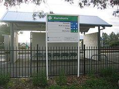 Karrakatta Train Station, Western Australia