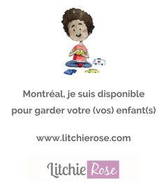 #LitchieRose #Montreal #Nanny