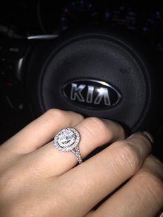Neil lane engagement ring!