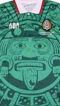 Mexico 97-99 kit home ( im sorry im bad editor  ) un pedido de Salvador Sosa lo siento no se editar bien