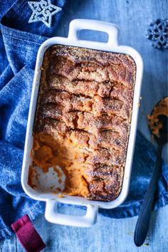 Bataattilaatikko Wine Recipes, My Recipes, Dessert Recipes, Cooking Recipes, Desserts, Fruit Bread, Good Food, Yummy Food, Tasty Kitchen