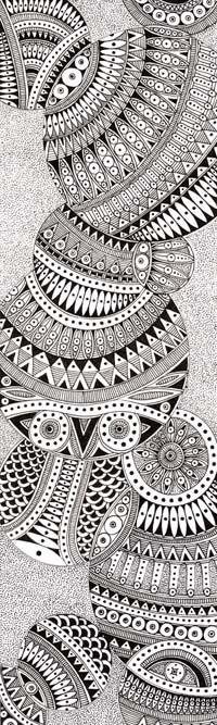 by: Kseniya (TataKP) Her work is exquisite!!