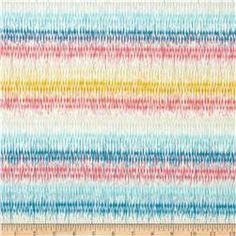 Art Gallery Etno Knit Looming Love Pastel