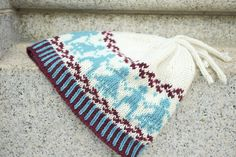 TAnis Knits Love this hat!  hesaidshesaid_hat4.jpg (4592×3056)