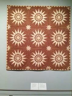 Pilgrim and Roy antique quilt collection - Boston Museum of Fine Arts