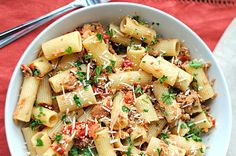 ... Pasta, Pasta and More Pasta on Pinterest | Spaghetti, Penne and Pasta