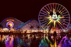 Waiting for World of Color | Flickr - Photo Sharing!