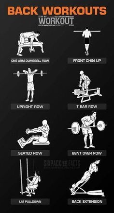 Back Workout   Posted By: AdvancedWeightLossTips.com