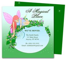 we have moved cards templates - 1000 images about moving announcements new address