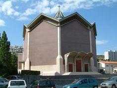 forum A Trieste ... :: View topic - Cese catoliche: Gesù Divino Operaio - Valmaura