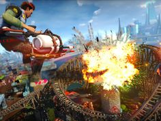 BEST GIFT GAMES 2014: Here are the best games to give this holiday - SUNSET OVERDRIVE,  page 2, |CNET