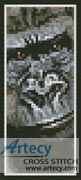 Gorilla Bookmark Counted Cross Stitch Pattern http://www.artecyshop.com/index.php?main_page=product_info&cPath=26&products_id=1059