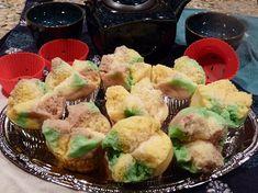Bolu Kukus (Indonesian Steamed Sponge Cake)
