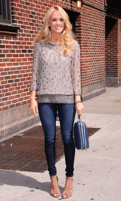 carrie underwood casual country outfits - Google Search