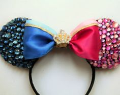 Image result for blue minnie ears