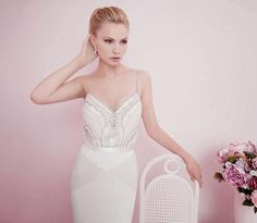 Alon Livné 2014 Bridal Collection - Belle The Magazine . The Wedding Blog For The Sophisticated Bride - Weddbook