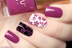 - IdeasMama - Best Ideas Always! Classy Nails, Stylish Nails, Trendy Nails, Hard Nails, Pretty Nail Art, Manicure E Pedicure, Nail Stamping, Gorgeous Nails, Toe Nails