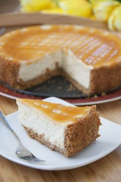 Caramel Macchiato Cheesecake is a treat you don't want to miss!
