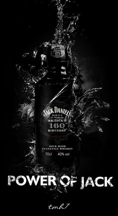 Massive and Outstanding Jack Daniels print ads and concepts collection